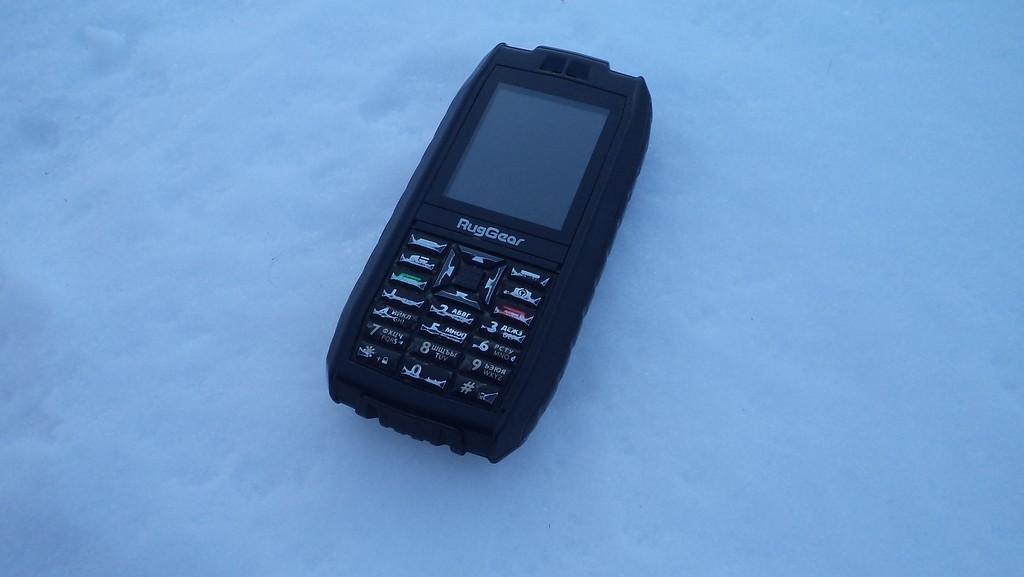 Защищенный телефон