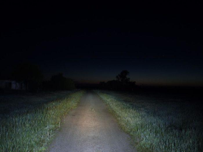 Урочище ночью