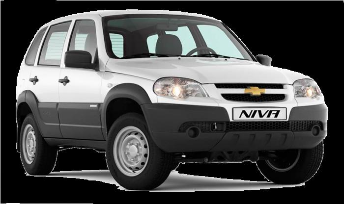 Новый Chevrolet Niva