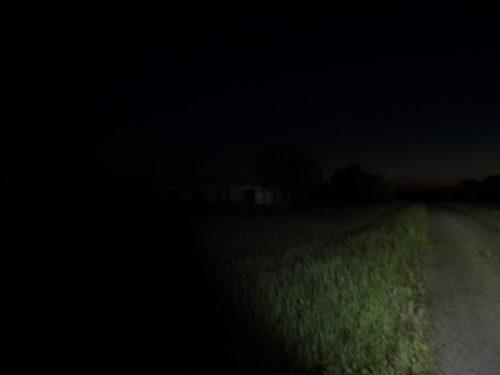 Ночные руины