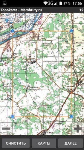 Rmaps Карты