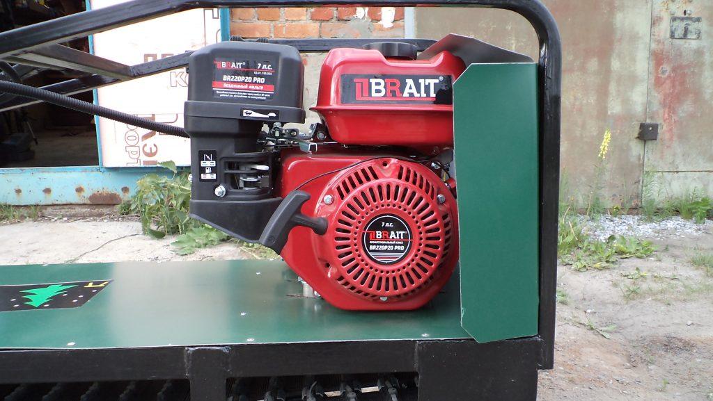 Двигатель Brait Pro