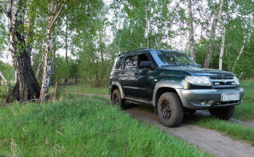 УАЗ Патриот за 250 тыс. Ремонт, доработки, расходы — #2